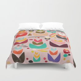 Proud Garden Duvet Cover