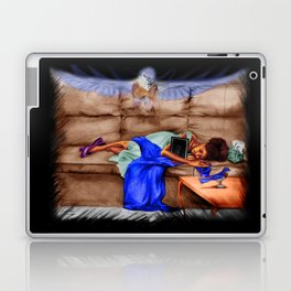 MOMMIE'S BABY Laptop & iPad Skin