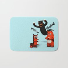 Sniff and Boo Bath Mat