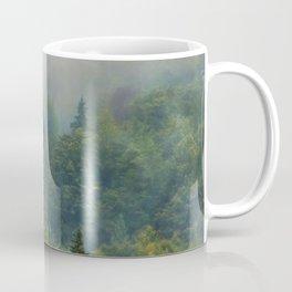 Misty Forest Beauty Coffee Mug