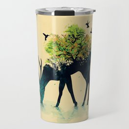 Watering (A Life Into Itself) Travel Mug