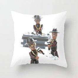 toy 4 Throw Pillow
