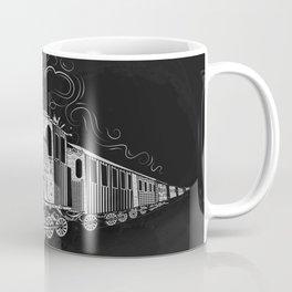 A nostalgic train Coffee Mug