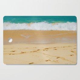 Shoreline Beach Cutting Board