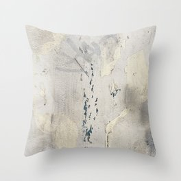 Here to Stay Throw Pillow