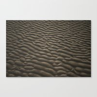 dune Canvas Prints featuring Dune by Two Tails, One Trail