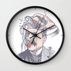 Wild things Wall Clock