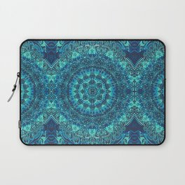 Mandala Sea Laptop Sleeve