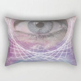 The Grand Delusion Rectangular Pillow