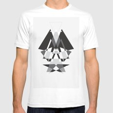Trudy MEDIUM Mens Fitted Tee White