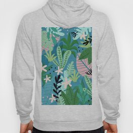Into the jungle - twilight Hoody