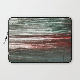 Red green Laptop Sleeve