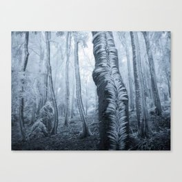 ıce forest Canvas Print