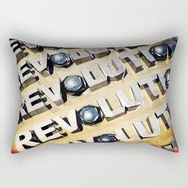 Patriotic American Revolution Rectangular Pillow