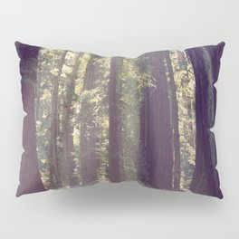 Redwoods Hike Pillow Sham
