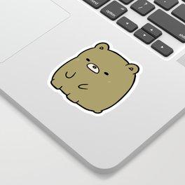 Little Bear Sticker
