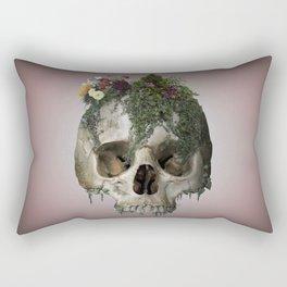 Death Garden Rectangular Pillow