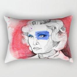 Life On Mars? Rectangular Pillow
