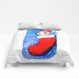 Christmas Guinea Pig Comforters