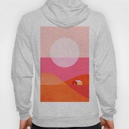 Abstraction_MOUNTAINS_LITTLE_HOME_SUN_POP_ART_Minimalism_099AH Hoody