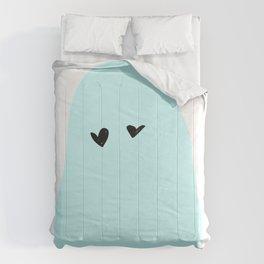 ghost in love Comforters