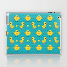CHICKS AND DUCKLINGS Laptop & iPad Skin