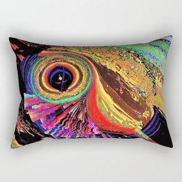 A Matter Of Time Rectangular Pillow