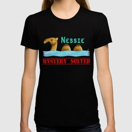 Nessie was a camel or so T-shirt