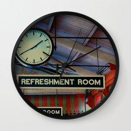 The Platform Wall Clock