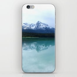 The Spirit of Maligne Lake iPhone Skin