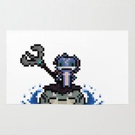 Fizz, The Pixel Trickster Rug
