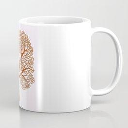Corals in Copper Coffee Mug