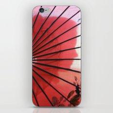 RED CHINA iPhone & iPod Skin
