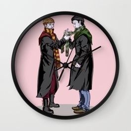 In the Flesh - Cosplay Time! NO TEXT Wall Clock
