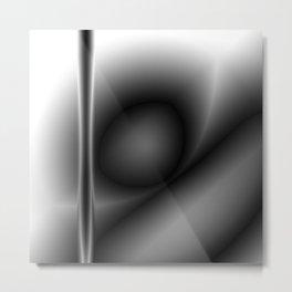 Light Intersections Metal Print