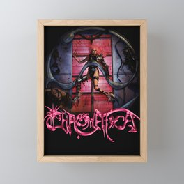 ChRoMa Framed Mini Art Print