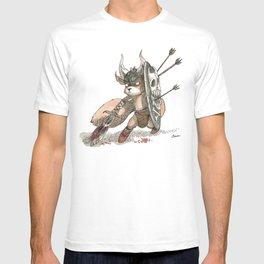Écureuil Barbare T-shirt