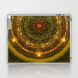 Happiness Mandala Laptop & iPad Skin