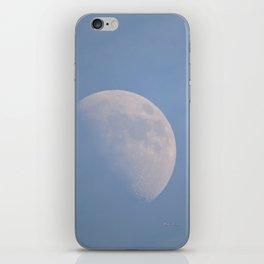 January Half Moon iPhone Skin