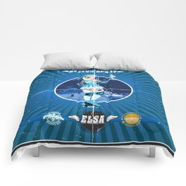 Elsa Comforters