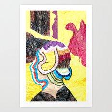 Mind Maps III Art Print
