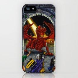 Gateway to Adventure iPhone Case