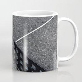 table tennis table Coffee Mug