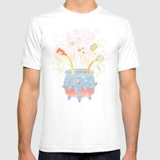 Dream Potion SMALL White Mens Fitted Tee
