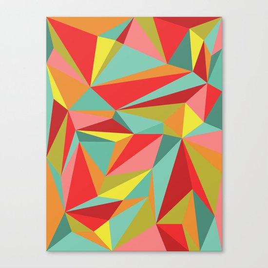 Diamonoid: End of Summer Soirée Canvas Print