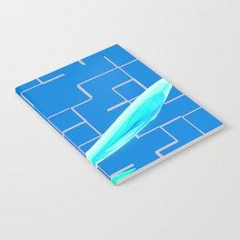 Pillow Blues Notebook