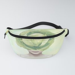 Cabbage Fanny Pack
