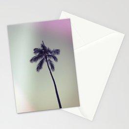palm tree ver.vintage Stationery Cards