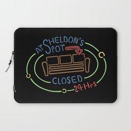 At Sheldon's Spot Laptop Sleeve