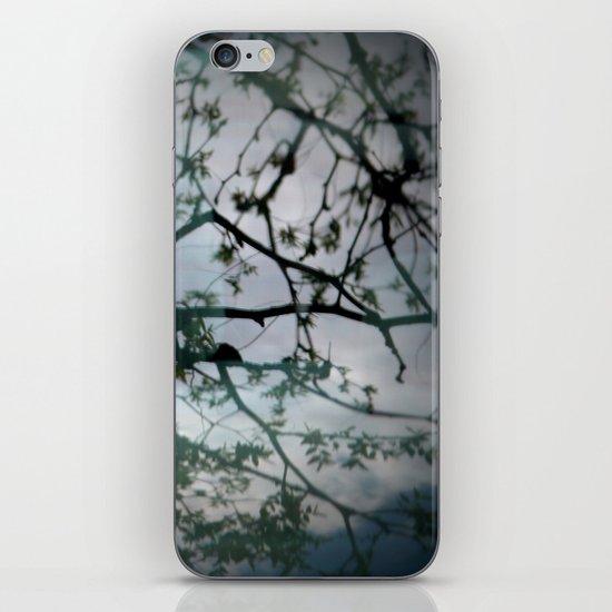 tree mystery iPhone & iPod Skin